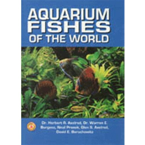Aquarium Fishes Of The World Book
