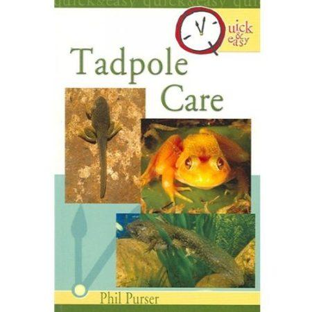 Tadpole Care Book