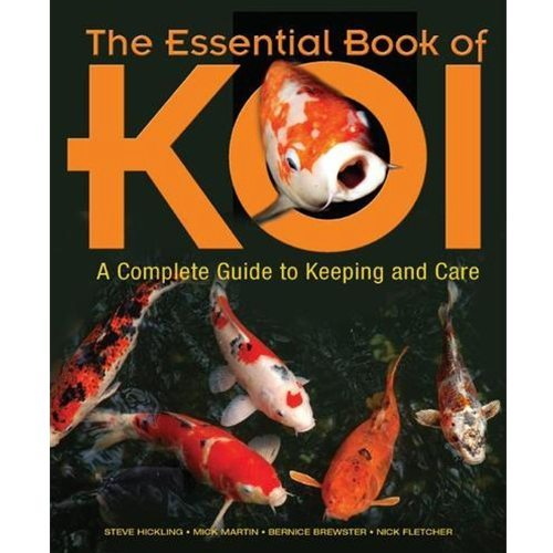 The Essential Book Of Koi Book
