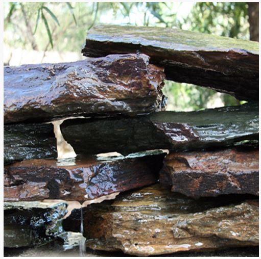 AAG Yavapai Tri-Color Stack Stone