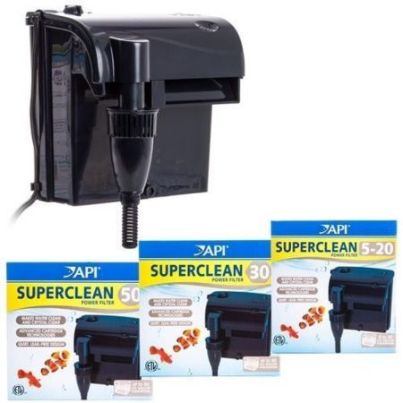 API SuperClean Power Filter