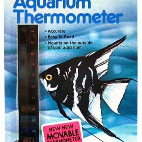 ATI Vertical LCD Aquarium Thermometer