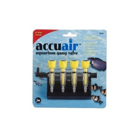 AccuAir Gang 4 Way Valve