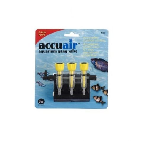 Aquarium Air Control Valve 3 way