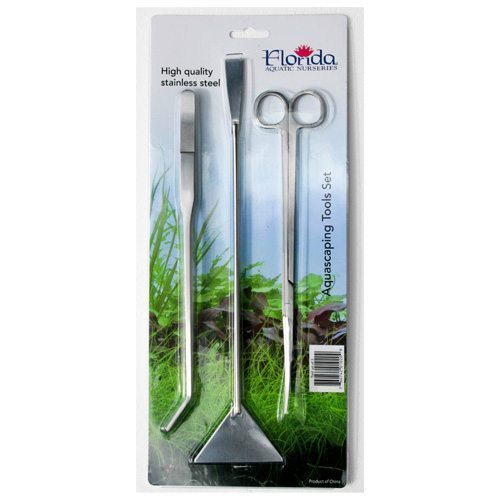 Aquascaping Tool Kit - 3 Piece Combo Pack