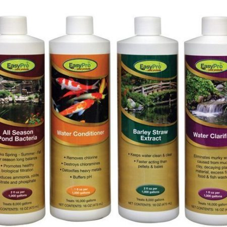 Complete Pond Care All-In-One Easy Care Package