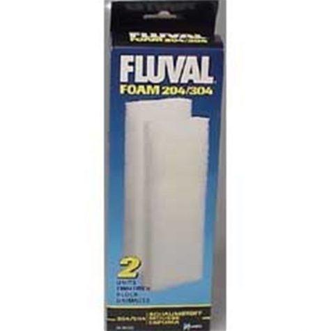 Fluval 204 304 Foam Block 2pk