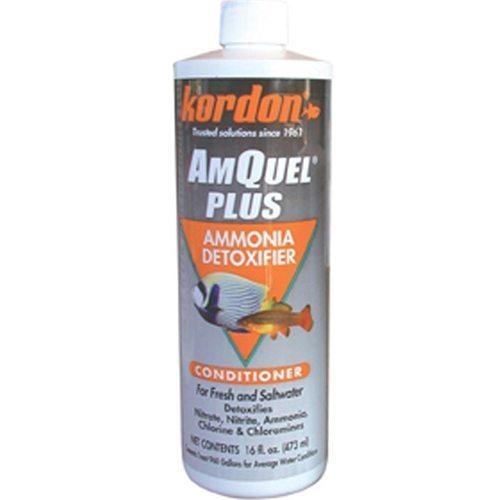 Kordon Amquel+ Ammonia Control Detoxifier
