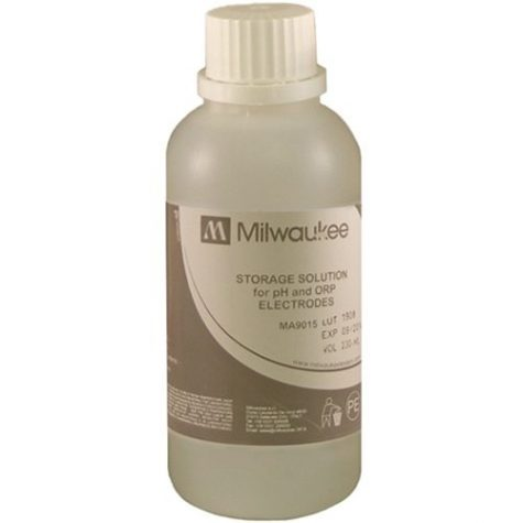 Milwaukee Instruments Storage Solution for pH Meters/Electrodes