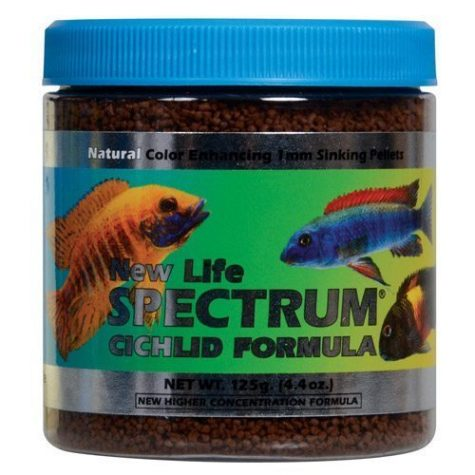 New Life Spectrum - Cichlid Formula Fish Food