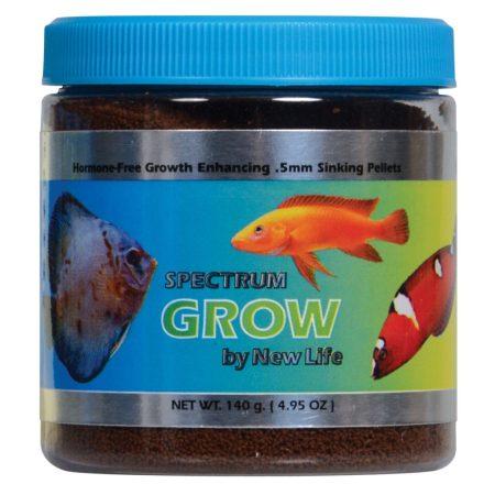New Life Spectrum Grow Formula Fish Food