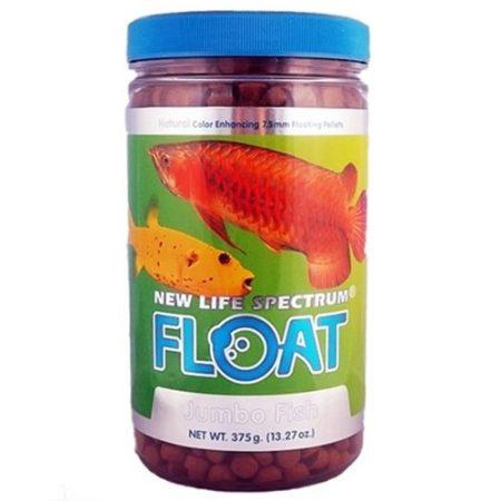 New Life Spectrum - Jumbo Fish 4.5mm Floating/Sinking Formula