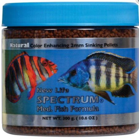 New Life Spectrum Medium Fish Sinking Pellet Formula
