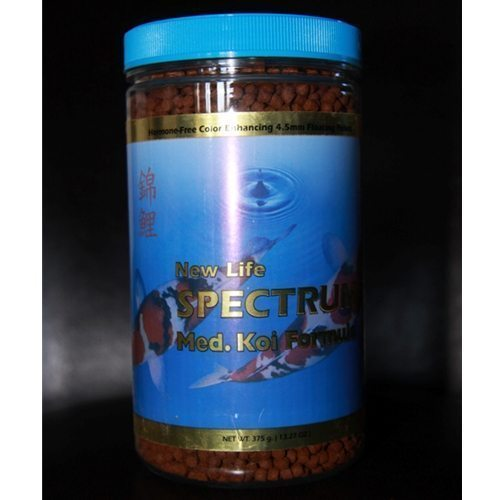 New Life Spectrum Medium Pellet Koi Food