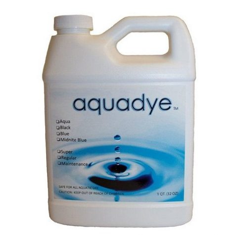 Pond Dye Pond Shade UV Blocker