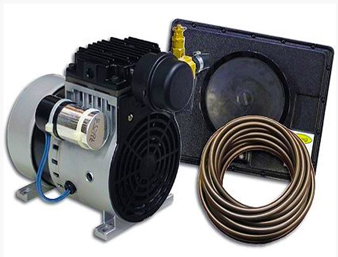 Rocking Pistion Aeration Systems