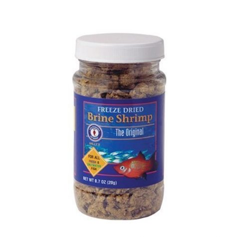 San Francisco Bay Brand Freeze Dried Brine Shrimp