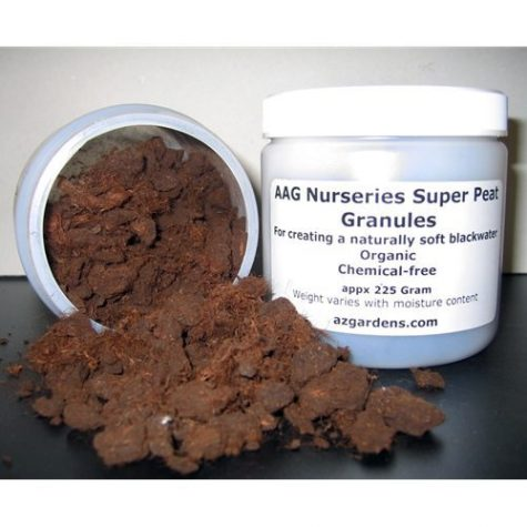 Super Peat Granules, Aquarium Additives and Supplements