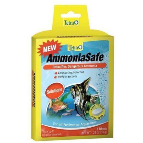 Tetra AmmoniaSafe Water Conditioner