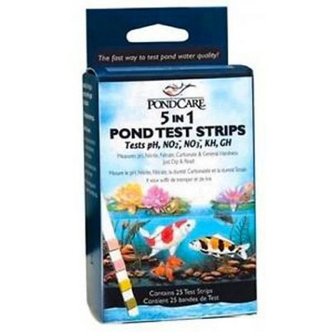 Water Test Kit and Strips Tetra Pond Water Kit