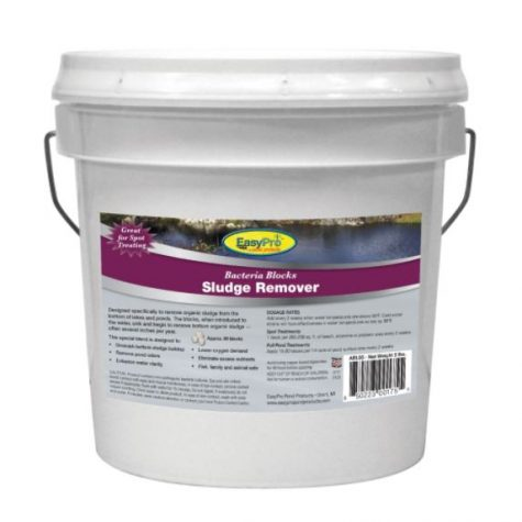 ABL05 Sludge Remover Blocks, 5 lb pail