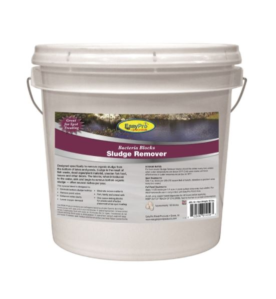 ABL10 Sludge Remover Blocks, 10 lb pail