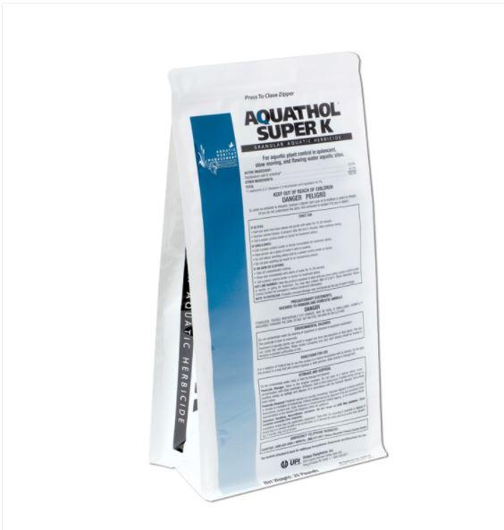 Aquathol Granular Super K Herbicide - 20 lbs. bag