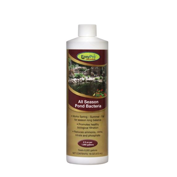 ASB16 All Season Liquid Bacteria – 16 oz (1 pint)