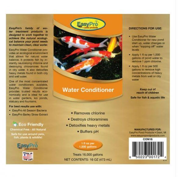 CON16 Water Conditioner – 16 oz. (1 pint)