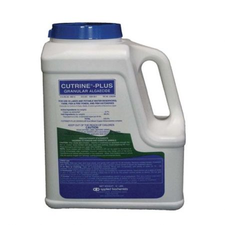 CPG1 Cutrine Plus Granular Algaecide – 12 lb. pail