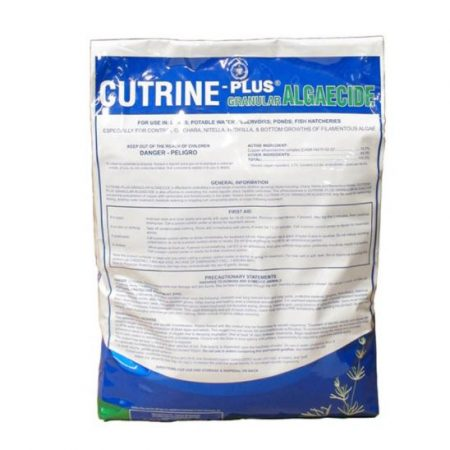 CPG3 Cutrine Plus Granular Algaecide – 30 lb. bag