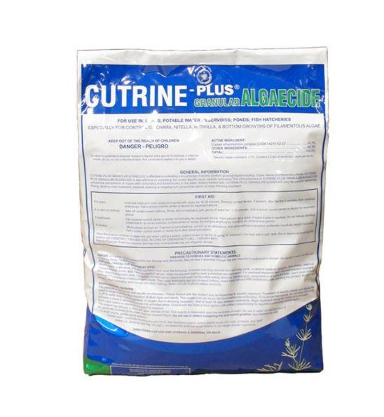 CPG3 Cutrine Plus Granular Algaecide – 30 lb. bag