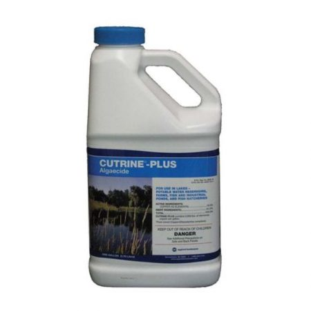 CPL Cutrine Plus Liquid Algaecide – 1 gallon