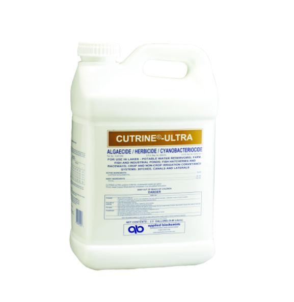 CPLU25 Cutrine Ultra 2.5 Gallons