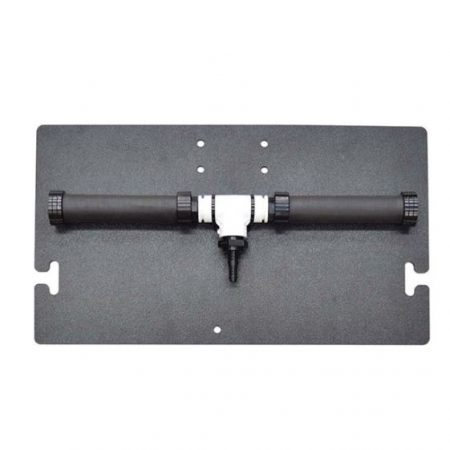 Air Diffuser Manifold - 2 Diffusers - Alumina Airstones