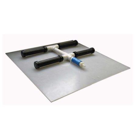 Air Diffuser Manifold - 4 Diffusers - Alumina Airstones