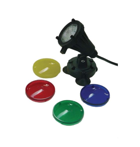 EPL20 20 Watt Underwater Light w/Lens – 12 Volt