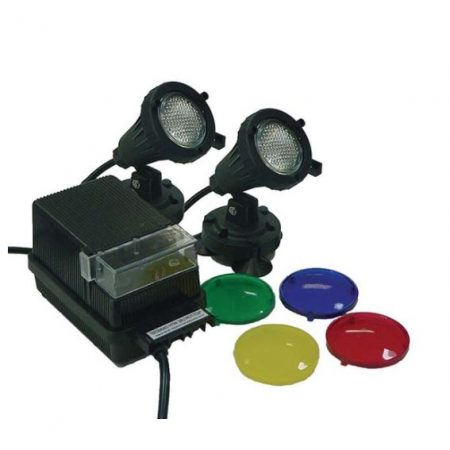 EPLK2 Two EPL20 Light Kit with 100 watt transformer