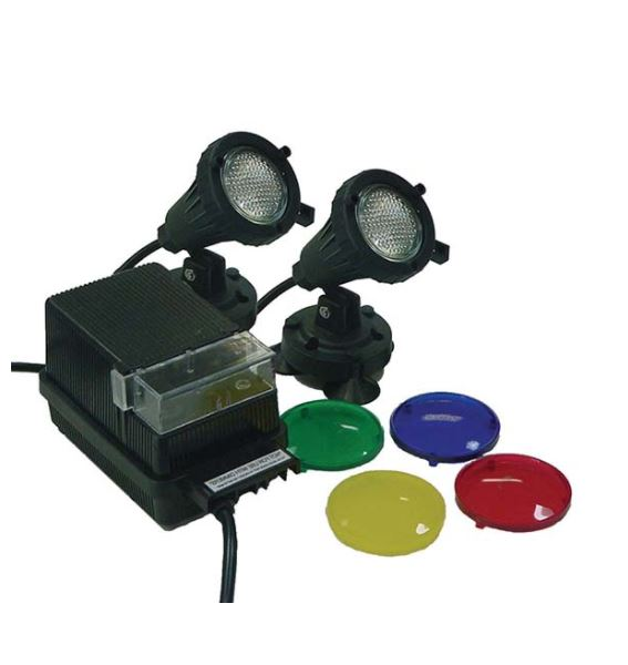 EPLK2 Two EPL20 Light Kit with 100 watt transformer