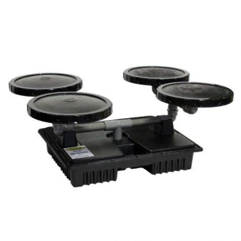 Membrane Diffuser Assemblies - Quad Diffuser