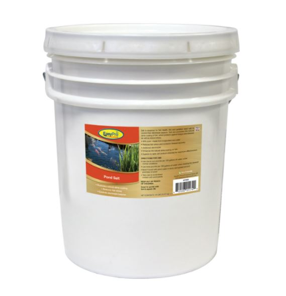 EPS50 Pond Salt – 50 lb. pail