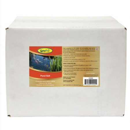 EPS50B Pond Salt – 50 lb. box