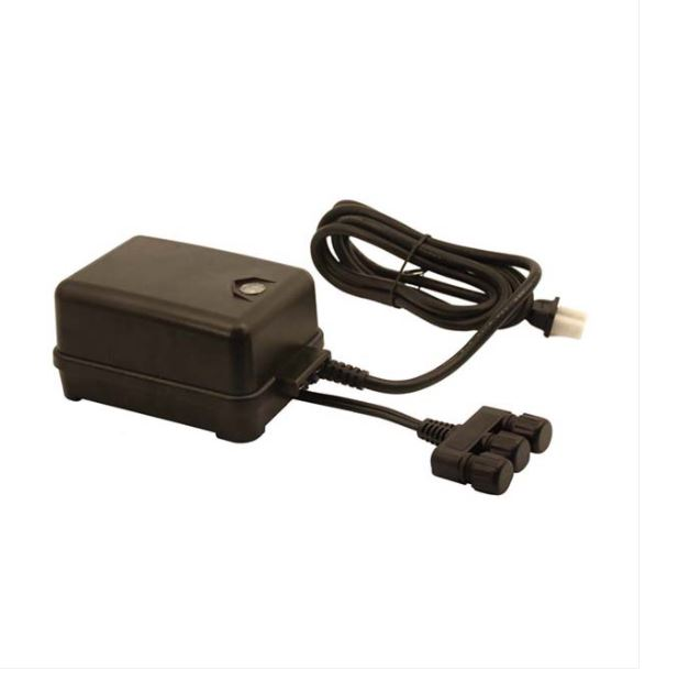 EPT45 45 Watt Transformer with Photoeye and timer – 120 V to 12 V