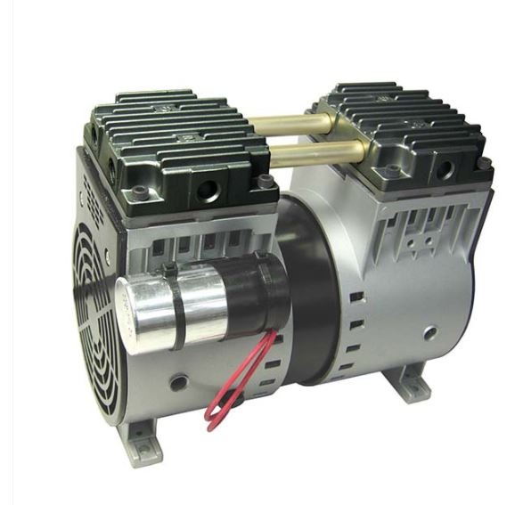 Stratus ERP series Dual Rocking Piston Compressor 1/2hp 5 cfm 230volt