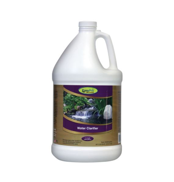 EWC128 Water Clarifier (flocculant) – 128 oz. (1 gallon)