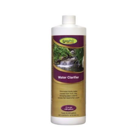 EWC32 Water Clarifier (flocculant) – 32 oz. (1 quart)