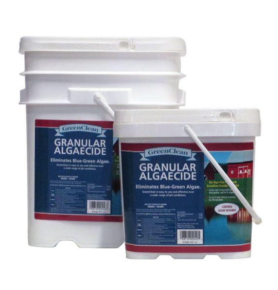 Greenclean Algaecide, 20 lb. pail