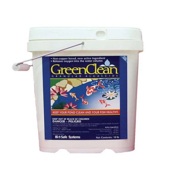 GC8 8 lb. Green Clean Granular Algaecide