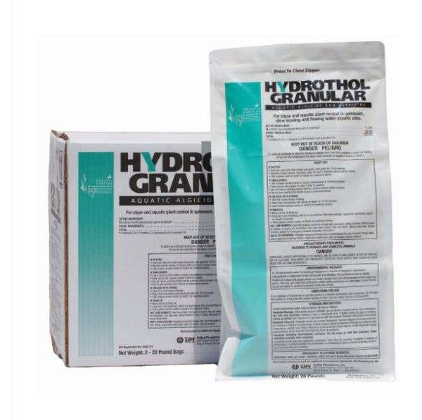 HYD40 Hydrothol Herbicide – 40 lb. box