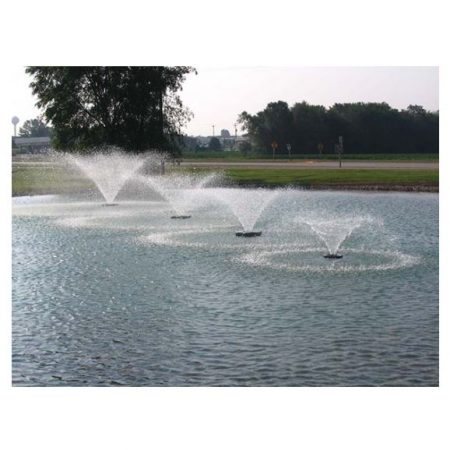 KASCO Replace. Cord - 50' 14 ga. 115v for 1 HP Deicers, Aerators, Fountains